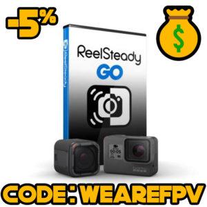 Code Promo ReelSteady GO