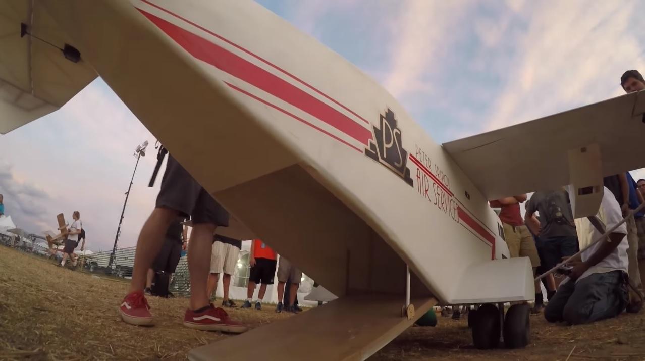avion rc cargo