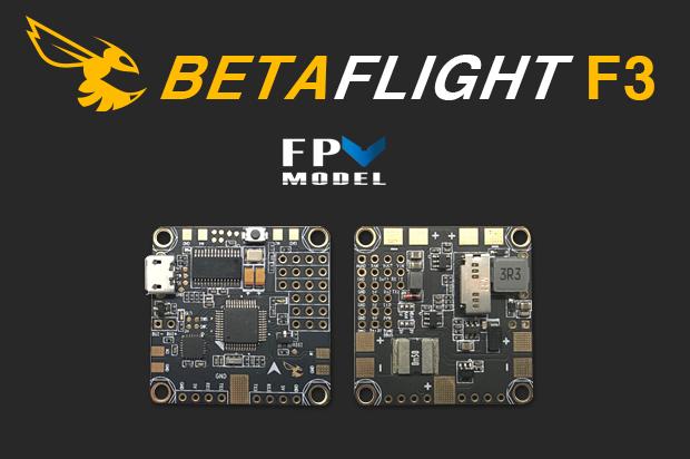 BetaFlight F3 Controller