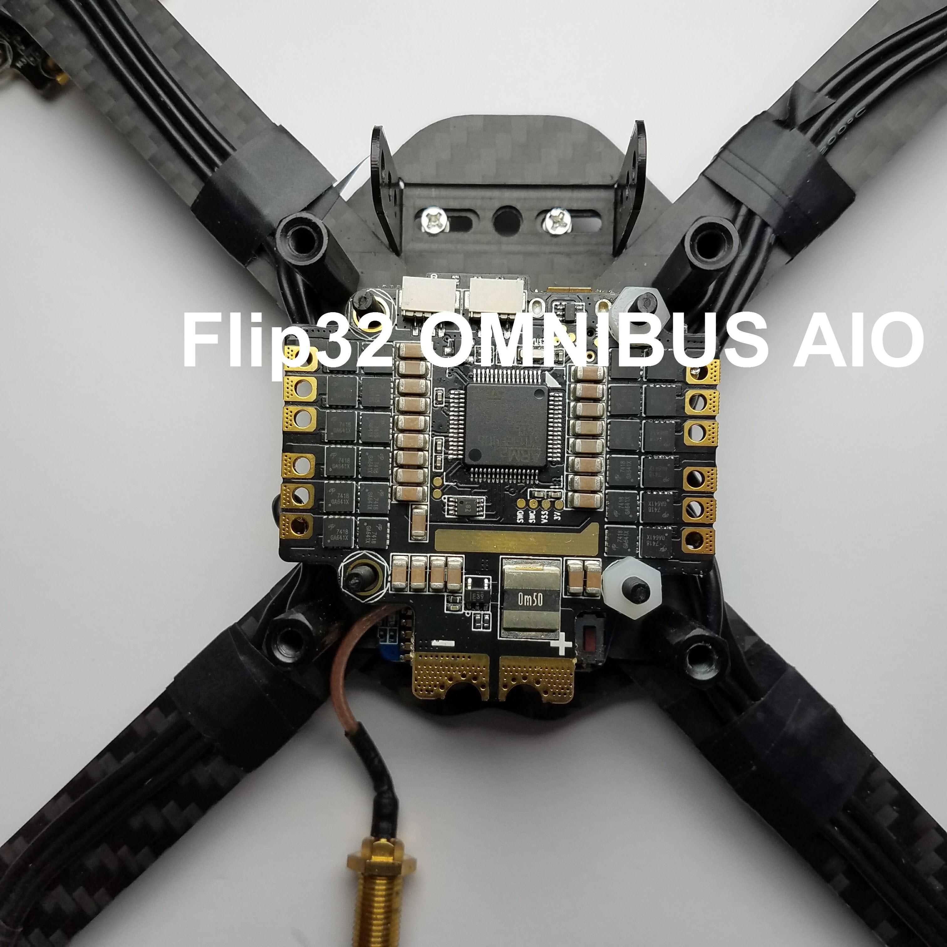 Flip 32 - F4 - Omnibus AIO