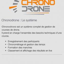 Chronodrone-app