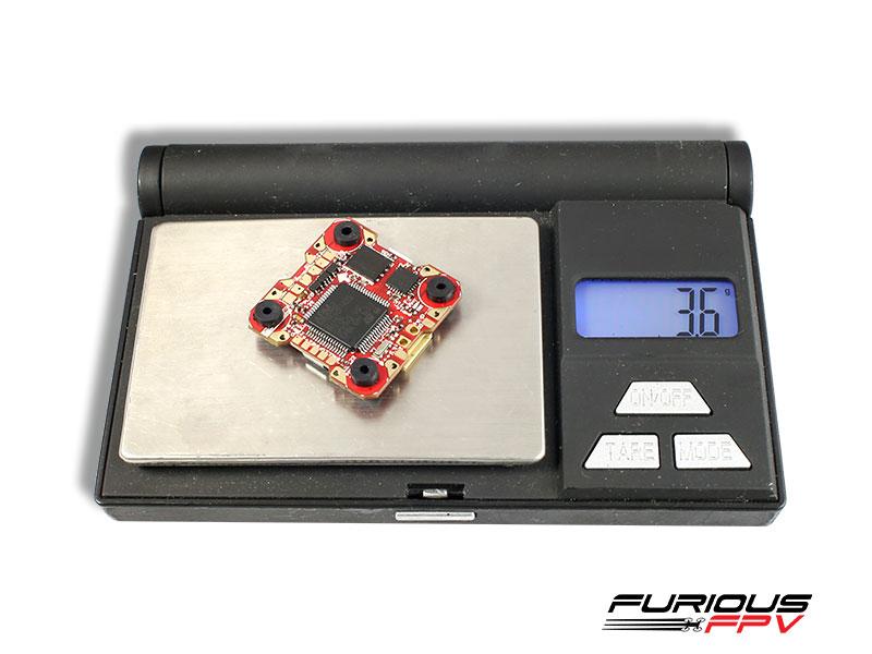 FuriousFPV PIKO F4 poids weight