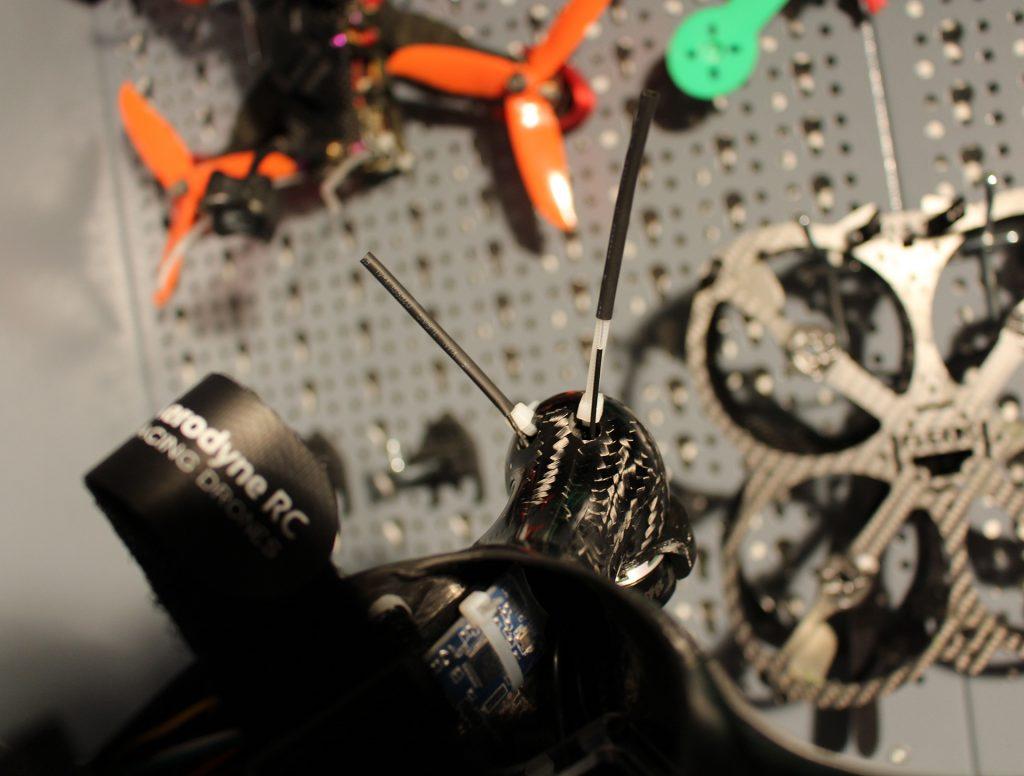 Nimbus 195 antennes XSR