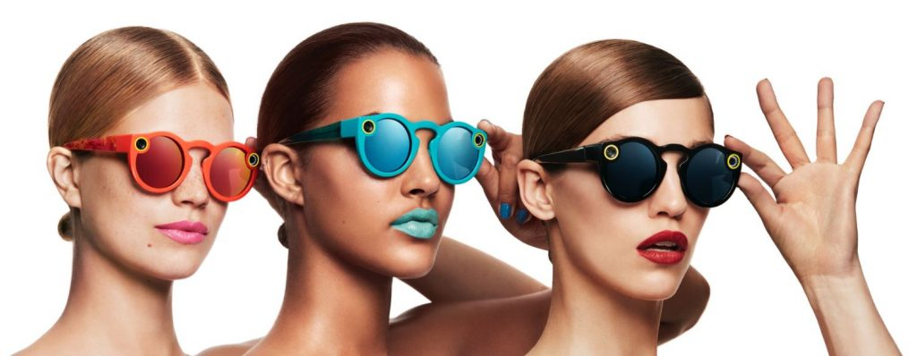 Lunettes Snapchat Spectacles Sexy