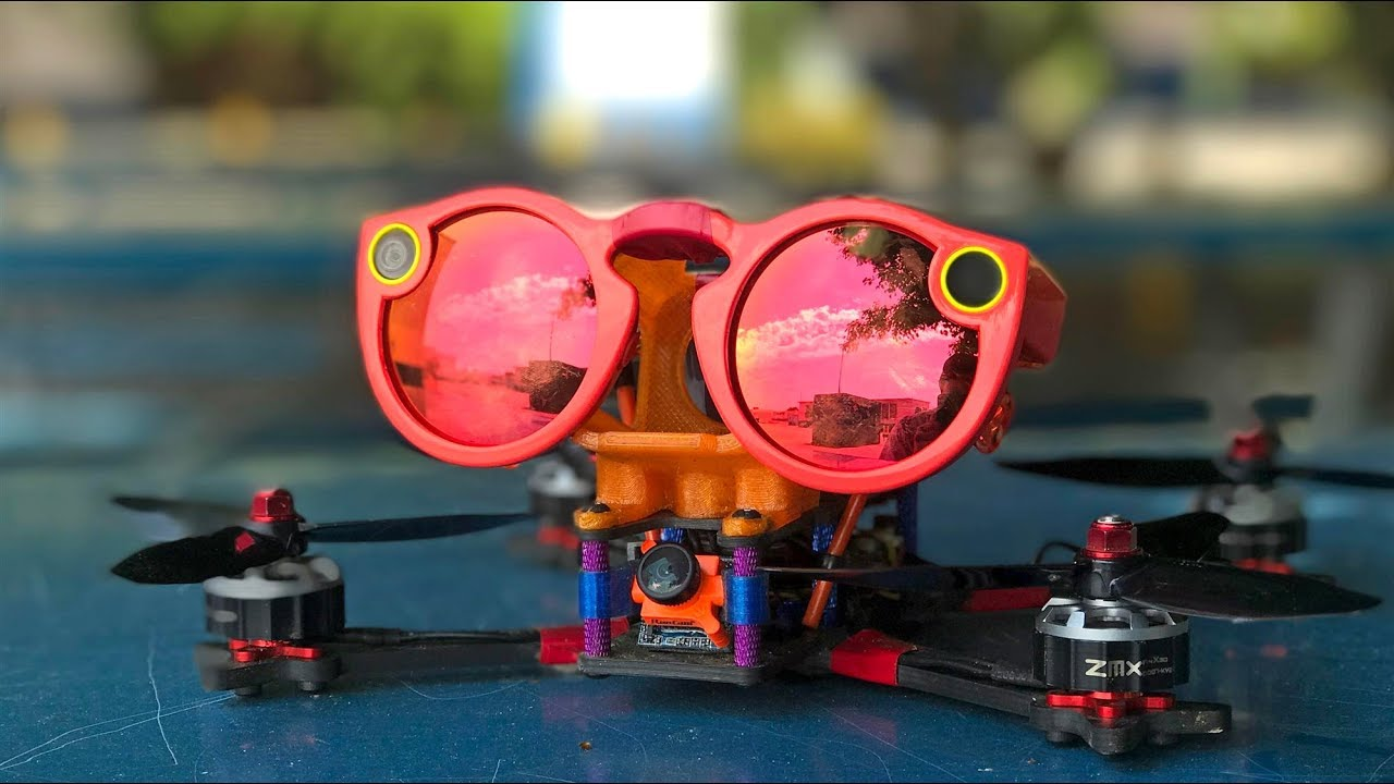 Snapchat Spectacles Drone