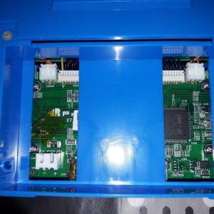 Taranis QX7 cache électronique