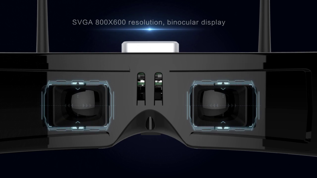 Skyzone SKY03 résolution
