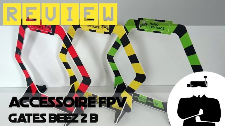 Test gates nano racer indoor beez2b