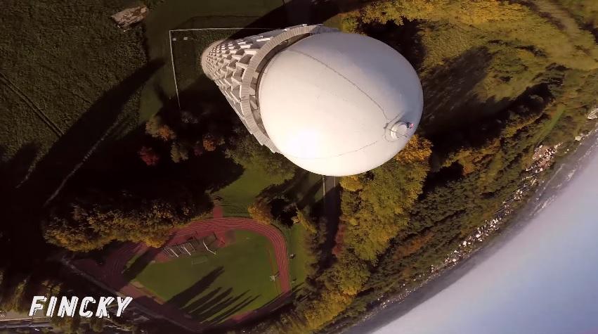 polytechnique drone racer