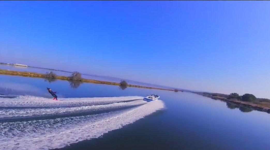 ski vs drone