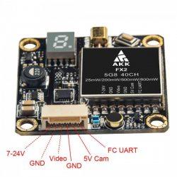 AKK-FX2-03 cablage wiring