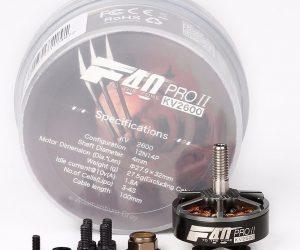 T-Motor F60 Pro II 3 boite noire