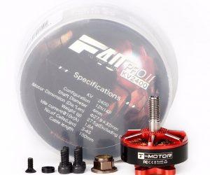 T-Motor F60 Pro II 3 boite rouge