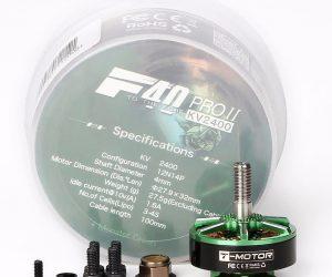 T-Motor F60 Pro II 3 boite verte