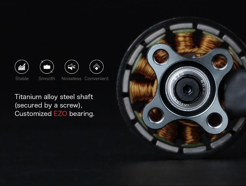 T-Motor F60 Pro II roulement