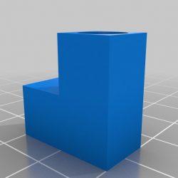 coupleur imprimé en 3D