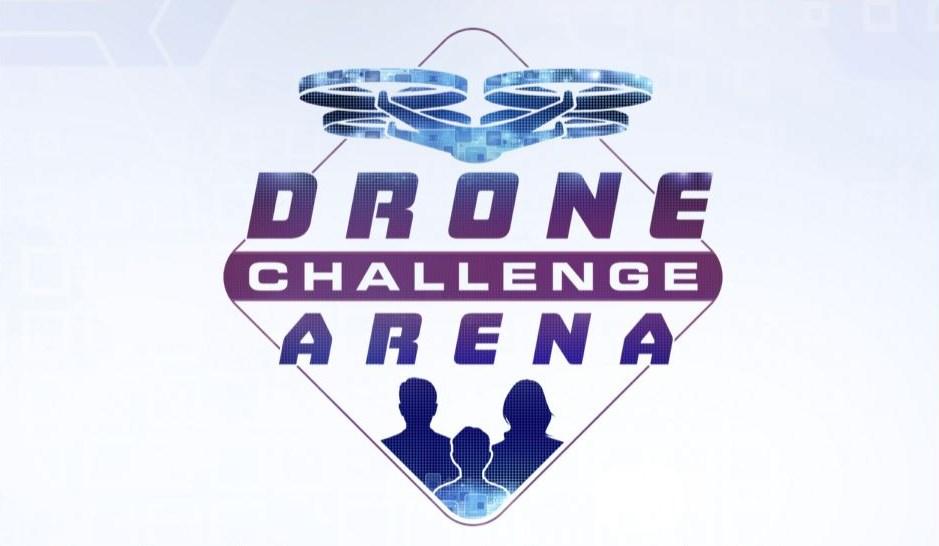 logo drone challenge arena