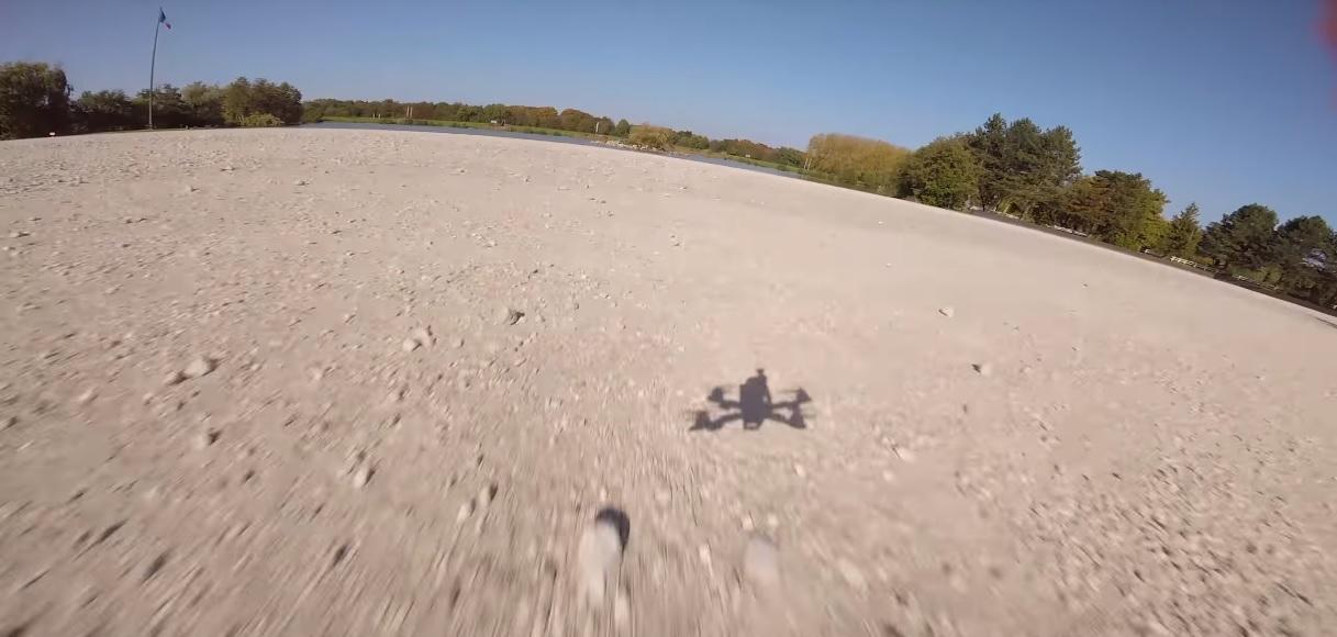 ombre drone lac polytechnique