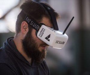 NURK FPV Recon Goggles