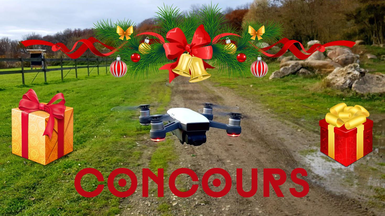 cadeau drone dji spark noel 2017