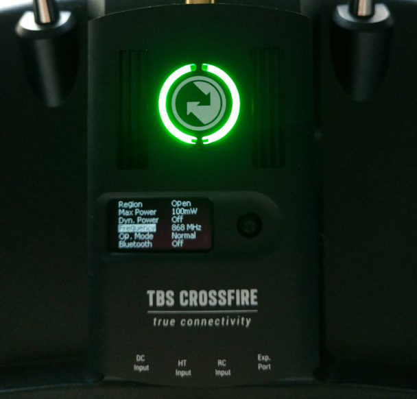 tbs crossfire region lock