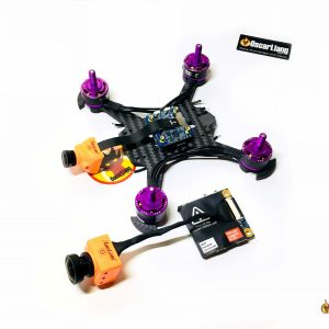 RunCam Split Mini VS RunCam Split V2 Frame