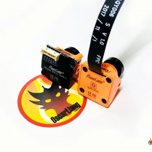 RunCam Split Mini VS RunCam Swift Micro Back