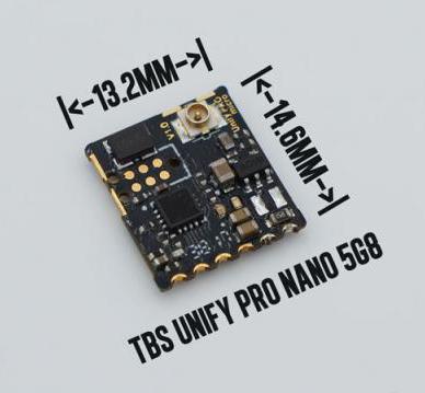 TBS Unify Pro Nano Dimensions