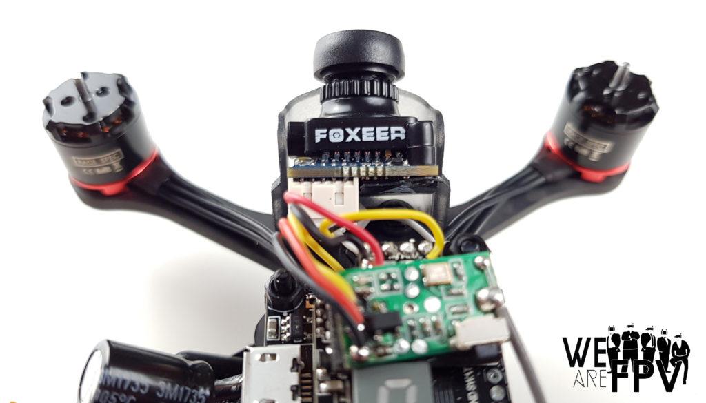 Babyhawk-R caméra foxeer arrow micro
