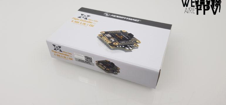 Hobbywing X-Rotor Combo FC F4 ESC 4 en 1 003