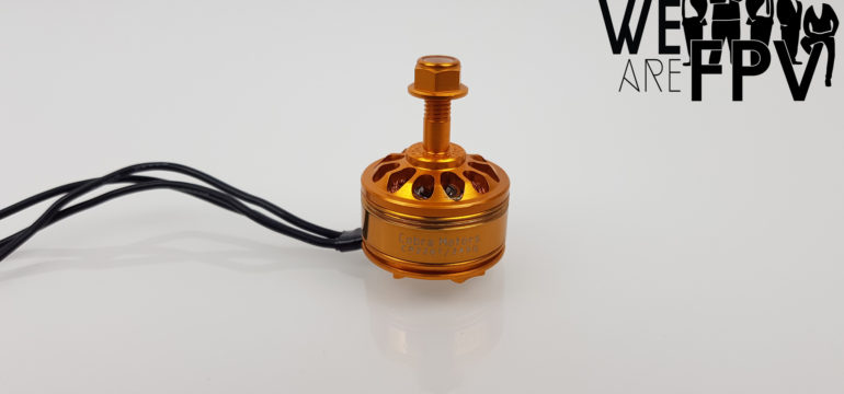 Review moteurs Cobra Golden Champion CP 2207 2450KV 001