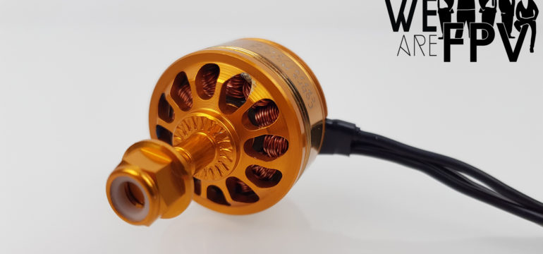 Review moteurs Cobra Golden Champion CP 2207 2450KV 008