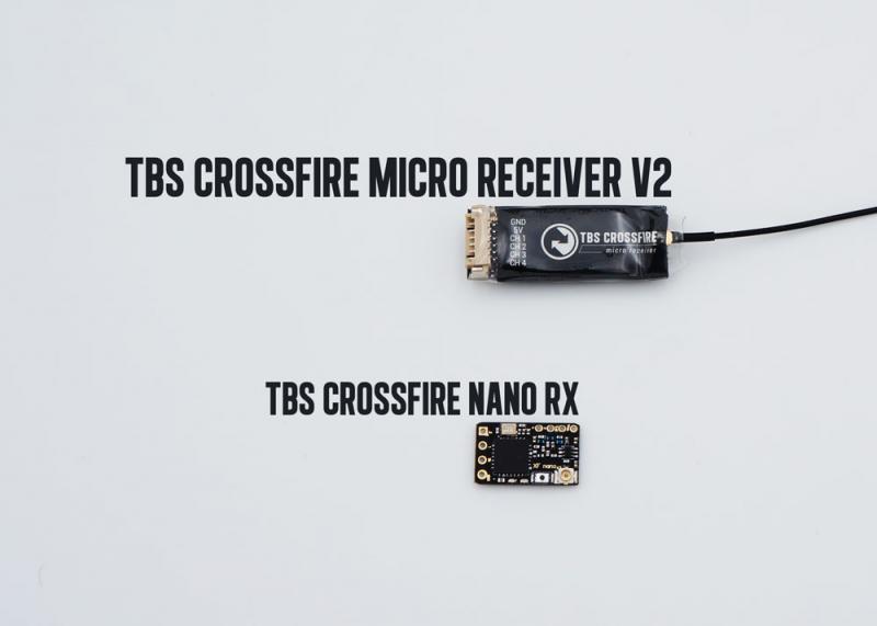 TBS Cross Fire Nano compare