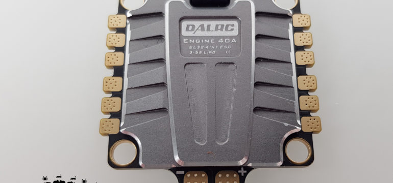 test DALRC Engine 40A 001