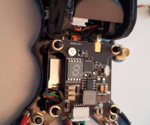 Montage TS215 vTx