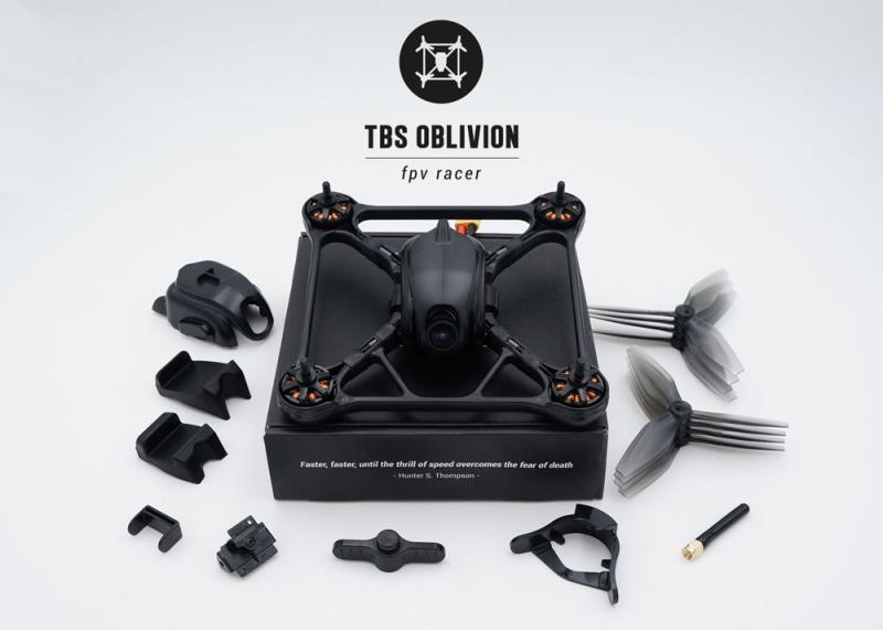 TBS Oblivion kit PNP