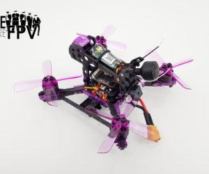 Test Eachine Lizard 105S 001