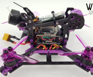 Eachine Lizard 105S électronique