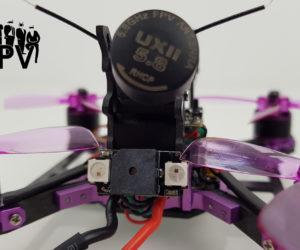 Eachine Lizard 105S antenne ux ii