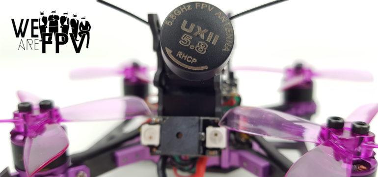 Test Eachine Lizard 105S 022