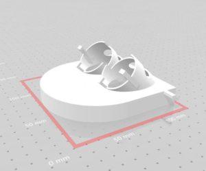 Tiny Whoover modèle 3D