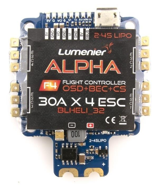 lumenier alpha aio
