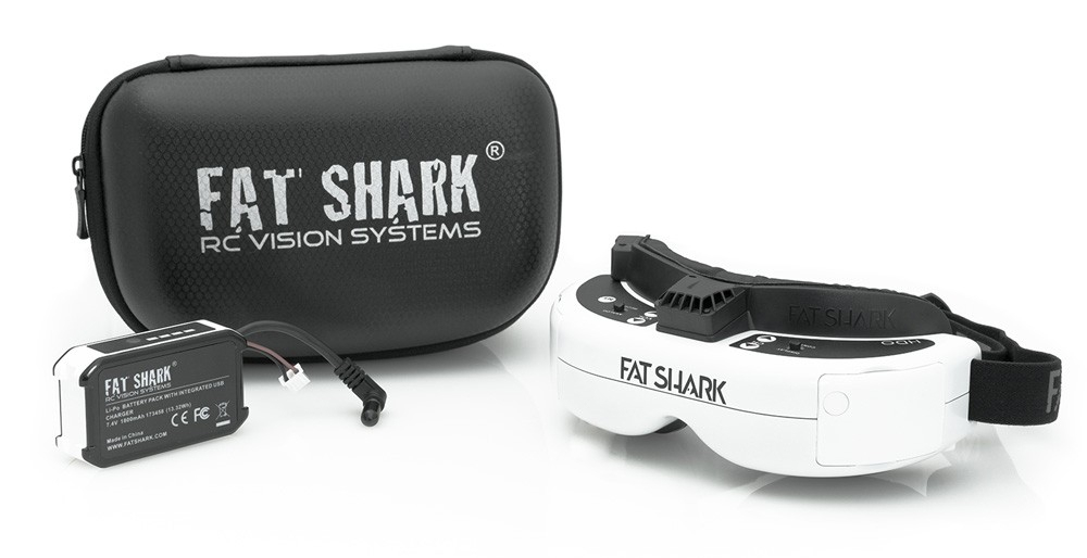 FatShark HD0 packaging