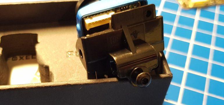 Problem support camera FPV Oblivion