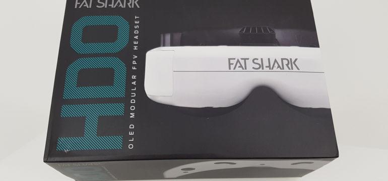 boite Fat Shark HDO
