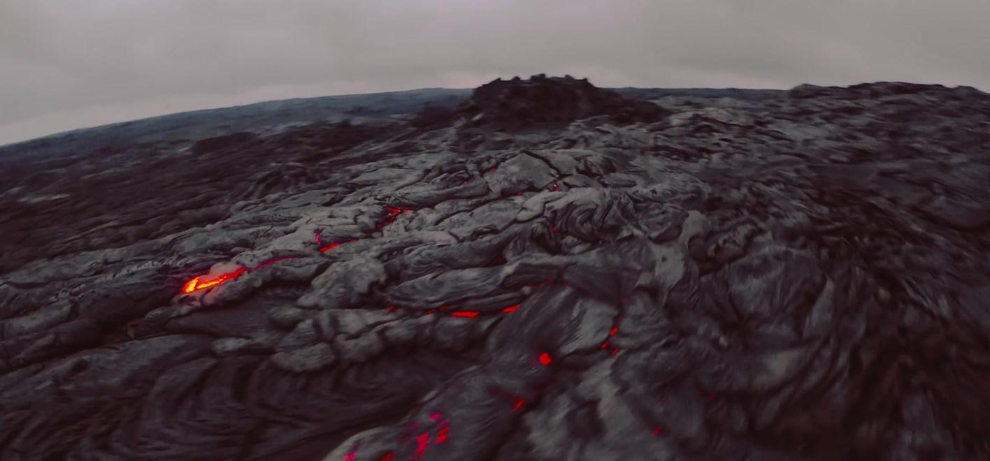 drone racer volcan