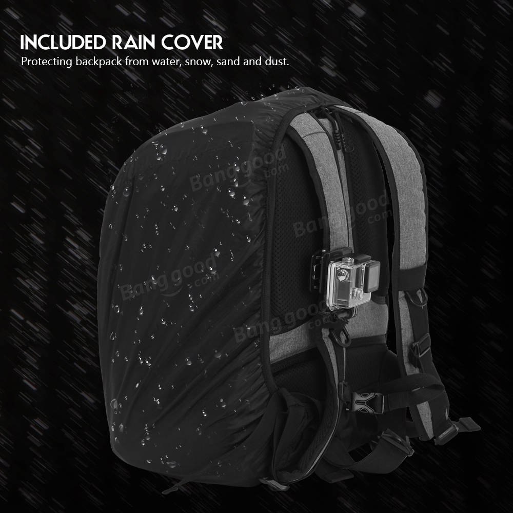 realacc backpack étanche waterproof