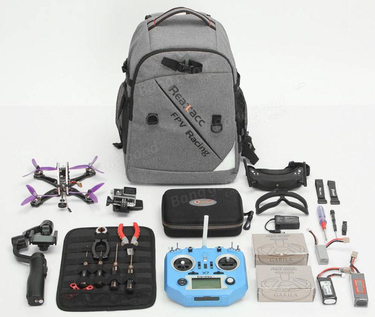 realacc bagpack