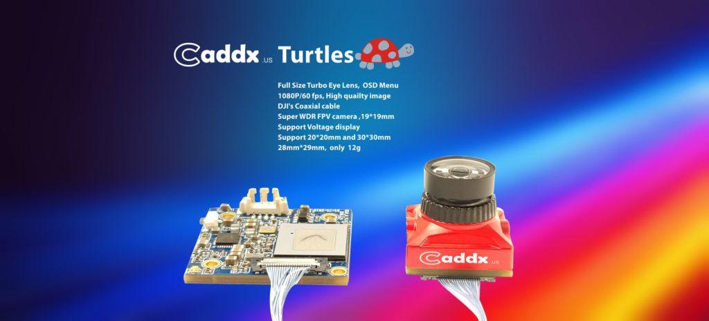 Caddx Turtles