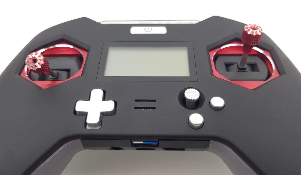 Test FrSky Taranis X-Lite boutons 013